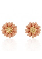2015 Exquisite Daisy Flower Earrings