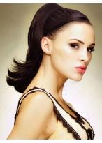 Tolle Seidenartige Gerade Haarteile