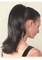 Einfach Clip In Gerade Haarteil