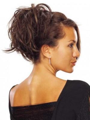 Gerade Stufen Mit Haarklemme Attachment Twirl Up Chignon
