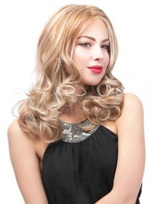 Spitzenfront Lange Wellen Haar Perücke Kaufen Mode Perücken