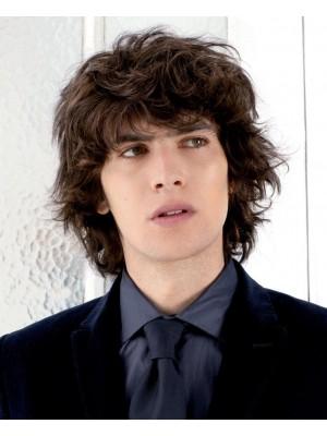 Locken Haar Perücke Für Männer Kaufen Mode Perücken Online