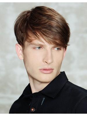 Modern Kurze Haarschnitt Perücke Für Männer Kaufen Mode