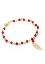 Red Zircon Unique Fashion Design Bracelets For Women