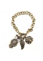 Fashion Individuality Retro Alloy Bracelets For Fashion Girls