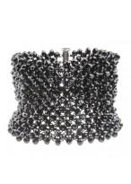 Gorgeous Austrian Crystal Wide Bracelets For Parties