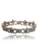 Fashionable All-Macth Classical Alloy Retro Bracelts