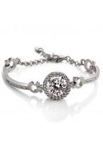 Fashionable Aaa Zircon Bracelets For Forever Love