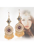 Latest Style Bohemian Retro Tassel Elves Earrings