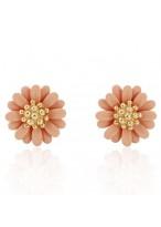 2015 Exquisite Daisy Flower Earrings