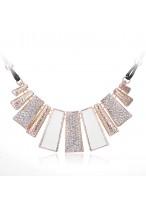 Women'S Short Bohemia Collar Bone Necklace