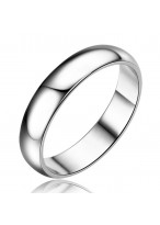 Classical Glaze Wedding Ring For Forever Love