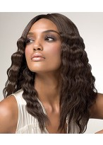 Lace Front Curly Long Synthetic Hair Wig
