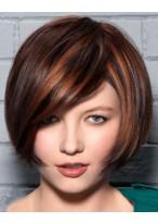 Kurz Und Gemütlich Haarstil Perücke