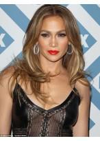 Jennifer Lopez Locken Spitzenfront Remy Echthaar Perücke