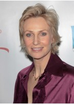 Jane Lynch Frisur Perücke