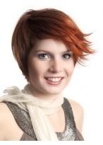 Party Frisur Für Kurzes Haar Perücke