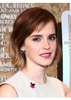 Emma Watson Kurze Frisur Mit Pony Perücke