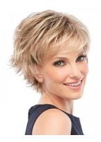 Kurzes Haar Für Frauen Über 50 Perücke
