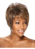 Kurz geschnitten Haar Perücke