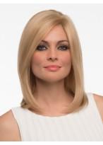 Blonde Gerade Haar Perücke