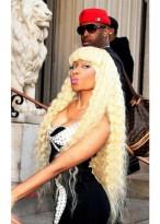 Nicki Minaj Lange schwingende Perücke