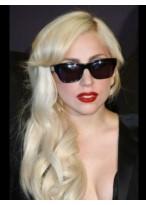 Weibliche Gaga Lange Wellen Synthetische Perücke