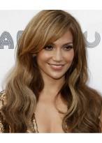 Jennifer Lopez Lange Wellen Haar Perücke