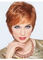 Joan Collins Kurz geschnitten Haar Perücke