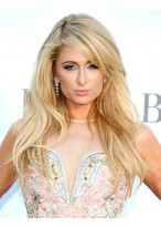 Paris Hilton'S Modische Perücke
