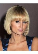 Paris Hilton'S Bob Perücke 2014