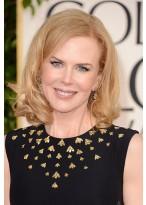 Nicole Kidman Locken Hochzeit Perücke