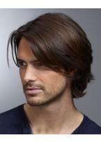 Ohrenlange Perücke Haarstil für Männer