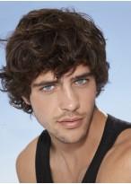 natürlich Haarstil Perücke für Männer