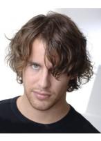 Wild Haarstil für Männer Perücke